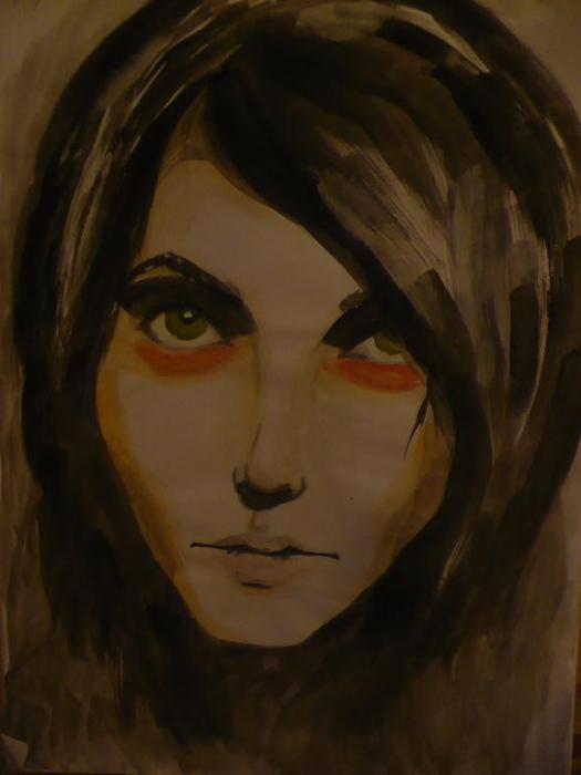 Gerard Way par BulletproofSunshine